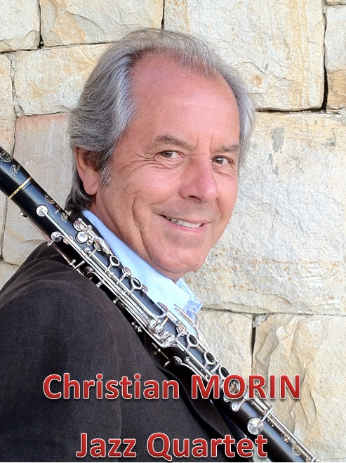Christian MORIN Jazz Quartet