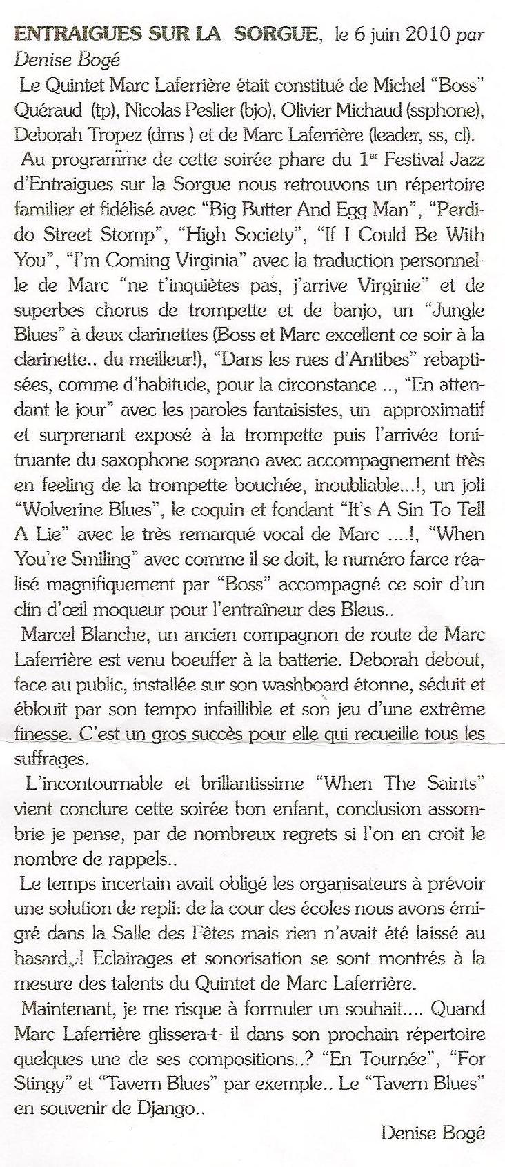 Jazz Dixie Swing Magazine N°68