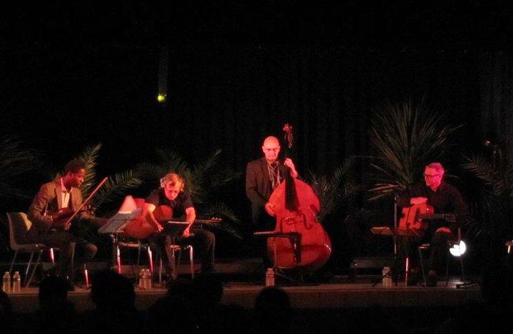 Lulu Swing Quartet