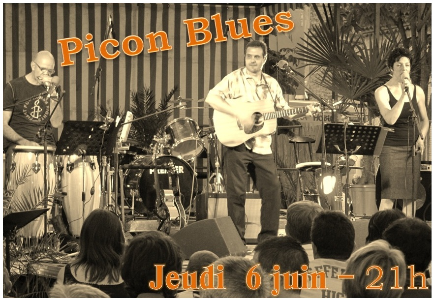 Picon Blues sépia